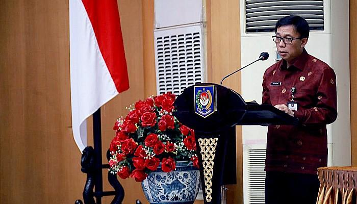 Sekjen Kemendagri minta Sekda se-Indonesia ikut sukseskan pelaksanaan pilkada serentak 2020.