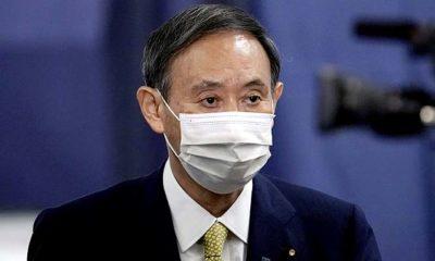 Yoshihide Suga, politisi senior yang menjadi perdana menteri Jepang baru.