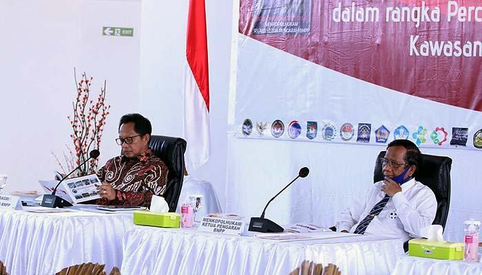 BNPP selenggarakan Webinar Nasional Bersama 4 Menteri pada 17 September 2020.