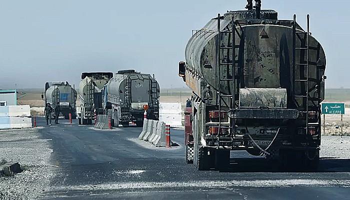 Pentagon, CIA, Kontraktor Militer Swasta terus menjarah minyak Suriah.