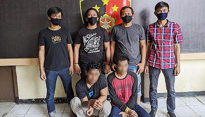 Tak sampai 24 jam pelaku penganiayaan anggota Kodim ditangkap Sat Reskrim Polres Palopo.
