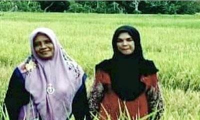 Kehidupan petani Aceh di kawasan persawahan Montasik Aceh Besar