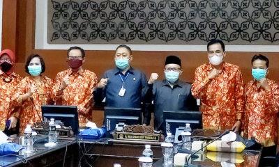 Kesejahteraan minim, Dewan Jatim godok perda keperawatan.