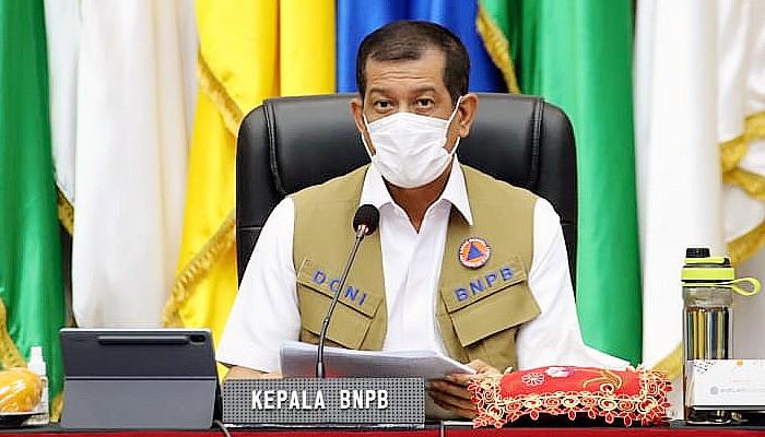 Kepala BNPB: Pengalaman sebelumnya dampak liburan sangat berpengaruh pada kenaikan kasus Covid-19.