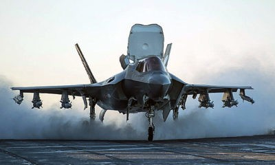Finlandia dapatkan 64 jet tempur F-35 senilai US$ 12,5 miliar.
