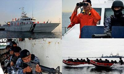 Bakamla RI temu daring dengan Philipine Coast Guard dalam rangka bertukar pengalaman terbaik