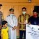 HUT Ke-75 PLN pasang listrik gratis kepada 176 kepala keluarga Aceh Barat Daya (Abdya), Jum'at (30/10).