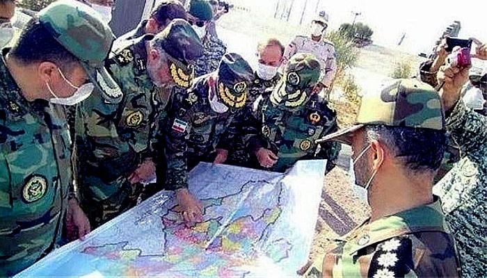 Iran gelar latihan pertahanan perbatasan di tengah konflik Nagorno-Karabakh.