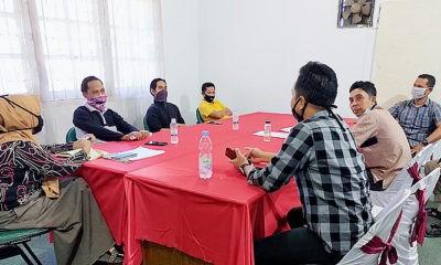 KPU Nunukan tetapkan pasangan Dani-Nasir sebagai peserta pilkada.