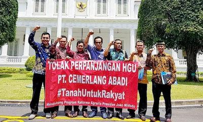 Mahkamah Agung tolak gugatan PT Cemerlang Abadi (PT CA)