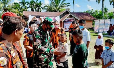 Pemuda Pancasila harus berperan aktif bagi masyarakat.