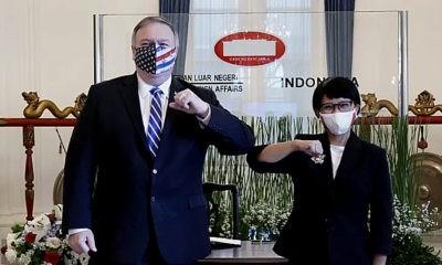 Washington dan Jakarta sepakat Perkuat Kerjasama di Laut Cina Selatan.