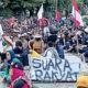 """Mimbar Akbar Proklamasi dan Sajak """"Kesaksian Akhir Abad"""" WS Rendra."""