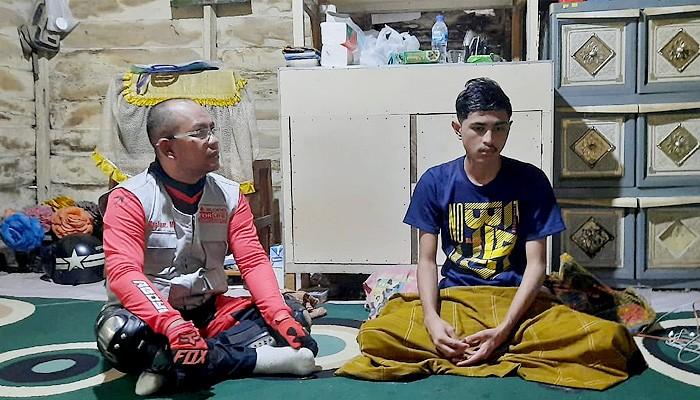 Rumah Tarmizi remaja bocor usus akan dibantu Pemkab Abdya.