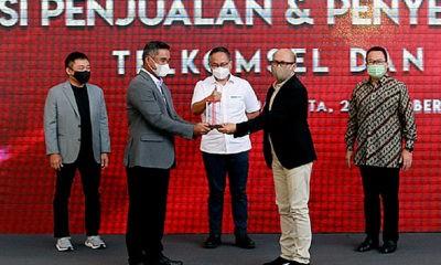 Kementerian BUMN menyambut baik dan mengapresiasi langkah strategis PT Telkom Indonesia (Persero) Tbk (Telkom) dalam rangka penataan portfolio infrastruktur bisnis menara