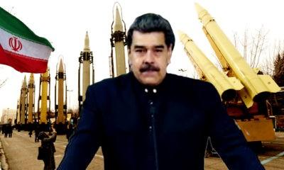 AS ancam hancurkan rudal balistik Iran yang dikirim ke Venezuela.