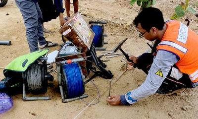 Gandeng ITS, BPBD Jatim cari titik sumber air di 10 daerah di Jatim.