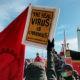 Tolak RUU CiptaKer, sikap Demokrat disebut sejalan dengan aspirasi buruh Jatim
