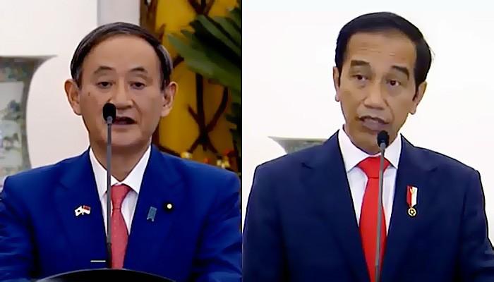 Indonesia Jepang sepakat tingkatkan kerjasama di berbagai bidang.
