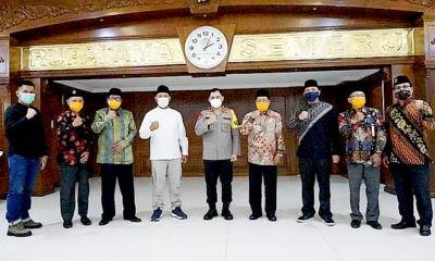 Sasar masjid tekan pandemi Covid-19, Polda Jatim gandeng DMI.