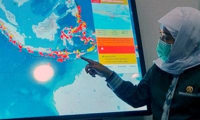 Tsunami 20 setinggi meter incar pulau Jawa, Jatim diwarning tingkatkan kewaspadaan.