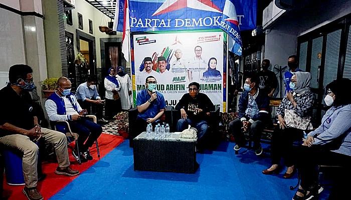 Efek positif kedatangan AHY ke Jatim, Demokrat tancap gas pertebal kekuatan menang di Pilkada2020.