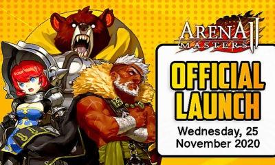 Siap-Siap! Game PvP Battle Arena Master 2 rilis hari ini.