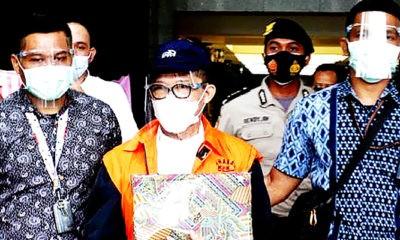 PK Tangkap Wali Kota Dumai Zulkfili Adnan Singkah