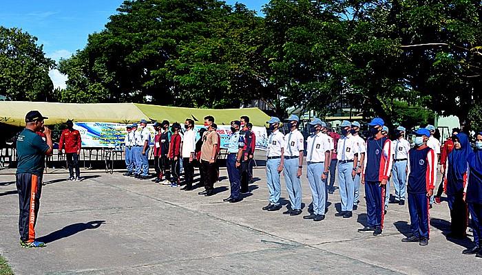 Lomba PBB Tingkat SLA kembali digelar di Kota Lhokseumawe.
