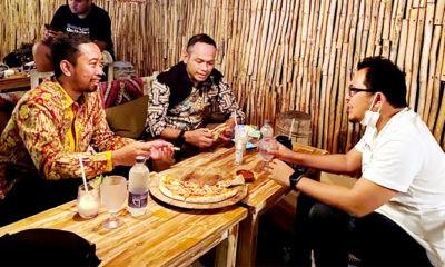 Diwakili Ketua DPRD, Polewali Mandar jajaki peluang bisnis dengan Bali dan Jatim.