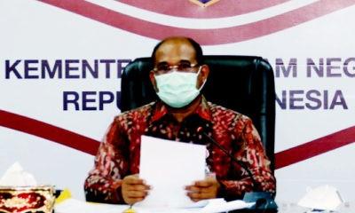 Mendagri instrusikan seluruh kepala daerah se Indonesia menyiapkan langkah hadapi potensi bencana alam.