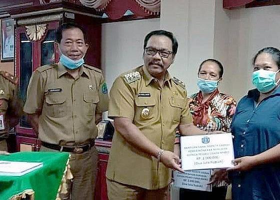 Dari Dana DID, Pemkab Nunukan suntik bantuan kepada 1.000 pengusaha mikro.