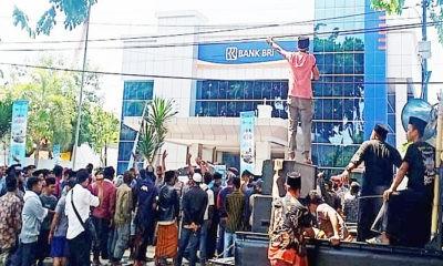 Oknum Bank BRI Pamekasan tipu nasabah hingga Rp 8 miliar, begini modusnya.