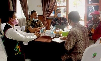 olri gelar studi kelayakan pembentukan Batalyon B Pelopor Satbrimob di Nunukan.
