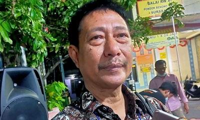Curhat temui Hartoyo, supir angkutan kota Surabaya butuh bantuan pemerintah.
