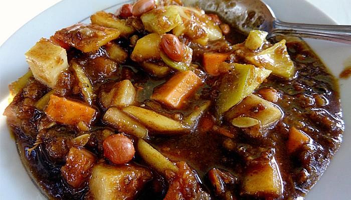 Rujak Aceh kuliner khas Serambi Mekkah.