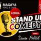 Magaya Cafe dan Bawaslu Nunukan akan gelar lomba Stand Up Comedi Anti Money Politik.