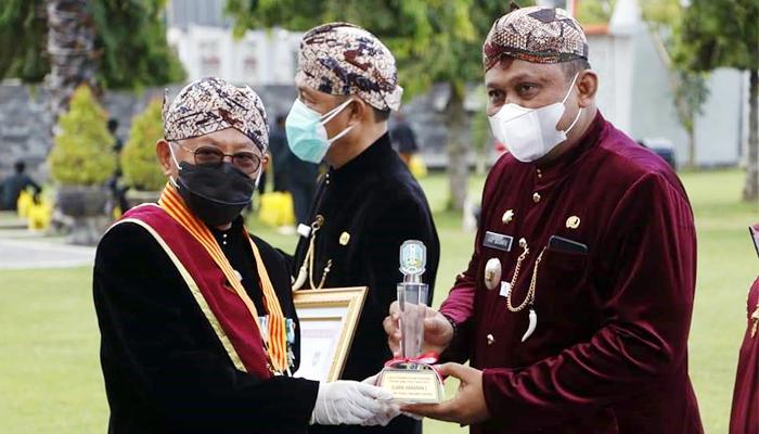 Camat Rubaru sabet kejuaraan sinergitas tingkat provinsi Jatim.