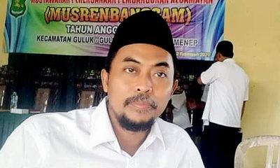 Tingkatkan kompetensi tenaga pendidik, Dinas Pendidikan (Disdik) Kabupaten Sumenep, Jawa Timur gelar workshop teknis kurikulum 2013