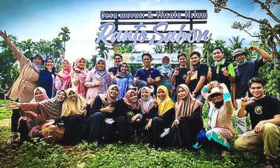 ARC Universitas Syiah Kuala bersama PLA mengunjungi salah satu desa terbaik nasional,