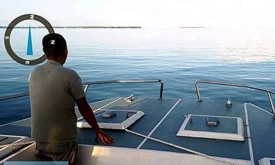 SPKKL Tual himbau antisipasi bahaya cuaca buruk bagi nelayan Tual.