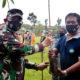 Bandulan jadi sasaran penghijauan lokasi TNI dan Pemkot Malang.