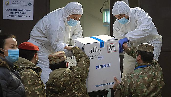 Lebih dari 80 juta kasus virus korona yang dikonfirmasi telah terdeteksi di seluruh dunia sejak pandemi dimulai setahun lalu