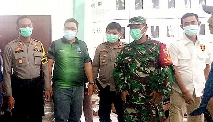 Danramil Krembangan siapkan pengawalan pelaksanaan Pilwali Surabaya.
