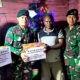 Bakti Sosial HUT Kodam V/Brawijaya dan Hari Juang TNI-AD di Puncak Jaya Papua.