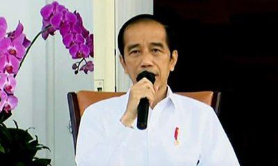 Presiden Joko Widodo akhirnya resmi mengumumkan reshuffle kabinet