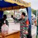 Penerapan protokol kesehatan di Pasuruan dipantau Kasrem.