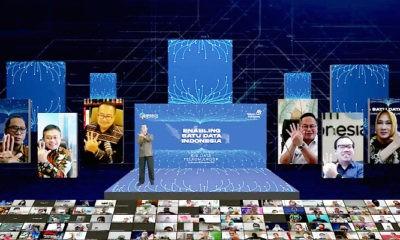 Telkom perkenalkan BigBox, solusi satu data Indonesia, integrasi data silo menjadi insight nasional.
