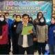 OKP Islam di Nunukan deklarasi menolak radikalisme dan kelompok intoleran.