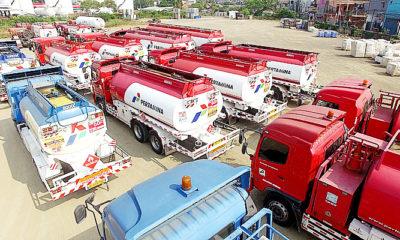 Jamin ketersediaan dan kelancaran distribusi BBM, Elnusa Petrofin dukung satgas Nataru Pertamina.